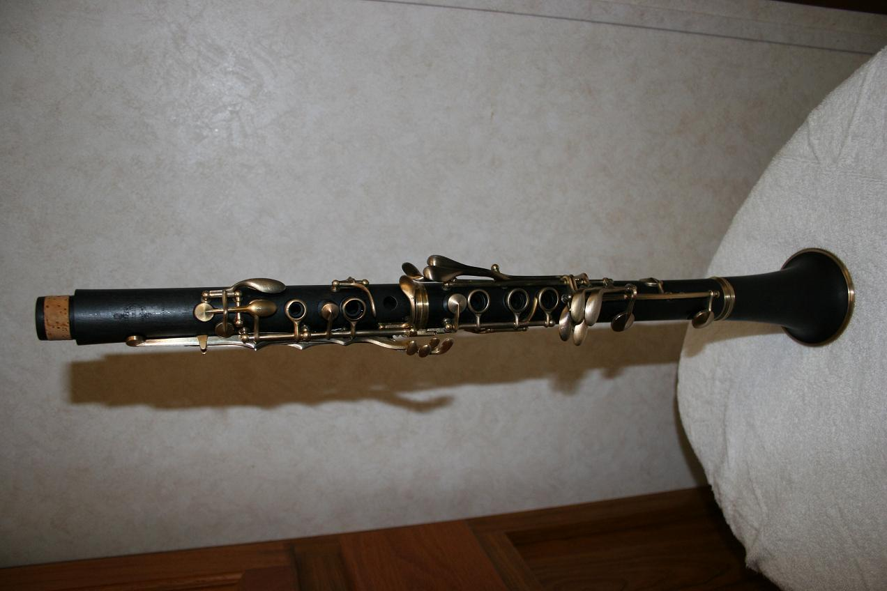 dating a buffet clarinet I will try to describe my clarinets here  i had to replace it by a buffet to get it in tune  dating the k-series is only approxymate,.