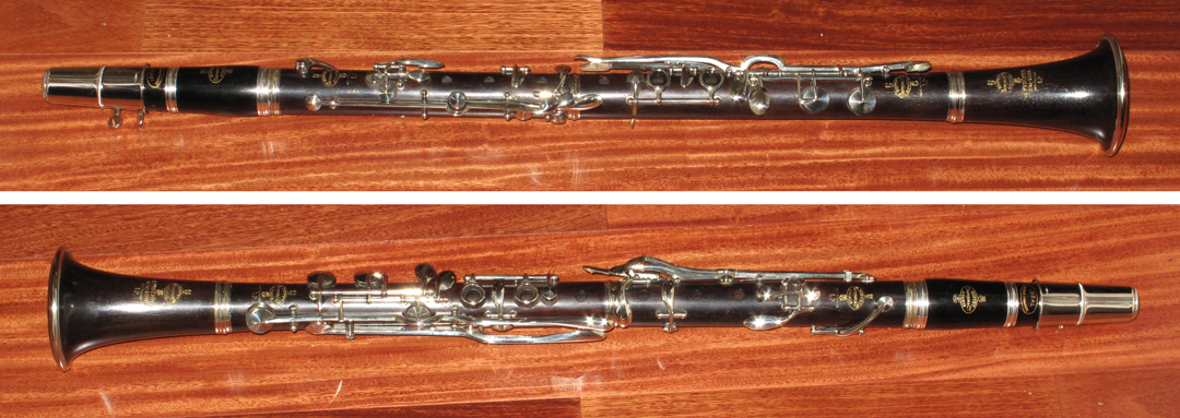dating a buffet clarinet The evette & schaeffer model was buffet's high-end intermediate model (evette and schaeffer were two partners who purchased the buffet company in the early part of the 20th century but retained the buffet name) [see the clarinetperfection link below: buffet factory was bought in 1885 by two men, whose last names were evette and schaeffer.